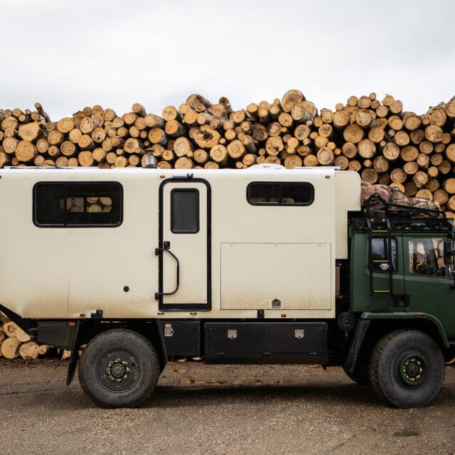 Overland Classifieds :: 1990 Leyland DAF t244 British Military Transport