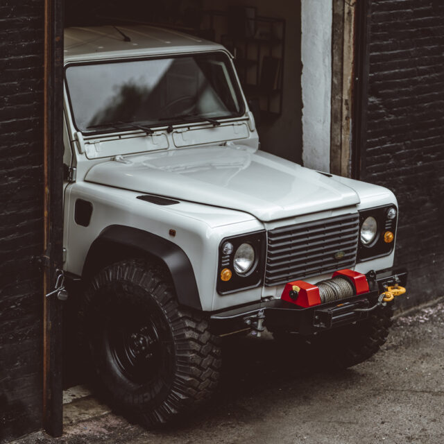 Overland Classifieds :: Brooklyn Coachworks Land Rover Defender 110 HCPU 1-ton