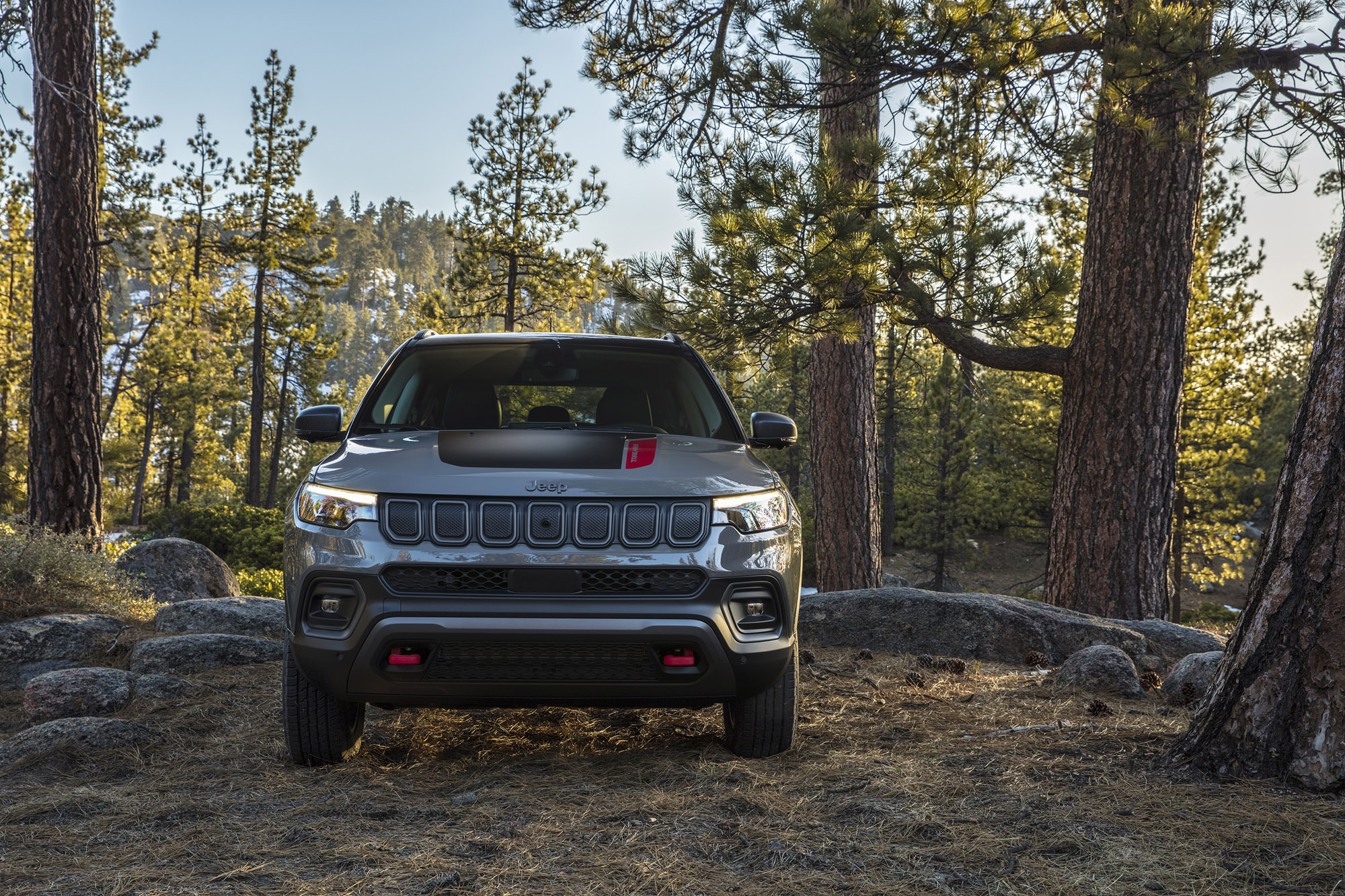 2022 Jeep Compass Trailhawk