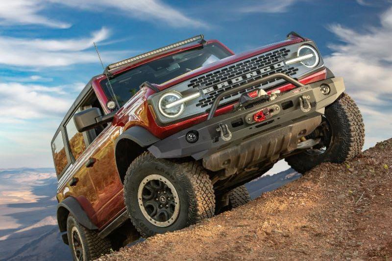 warn elite series front bumper