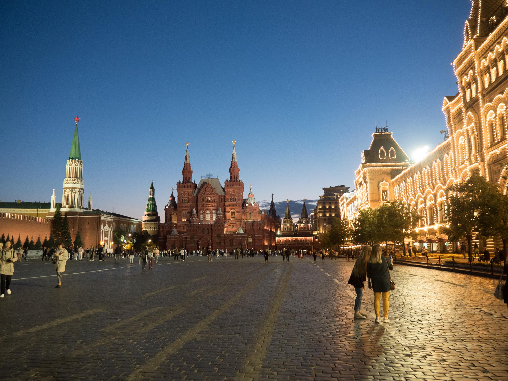 Russian hospitality 7