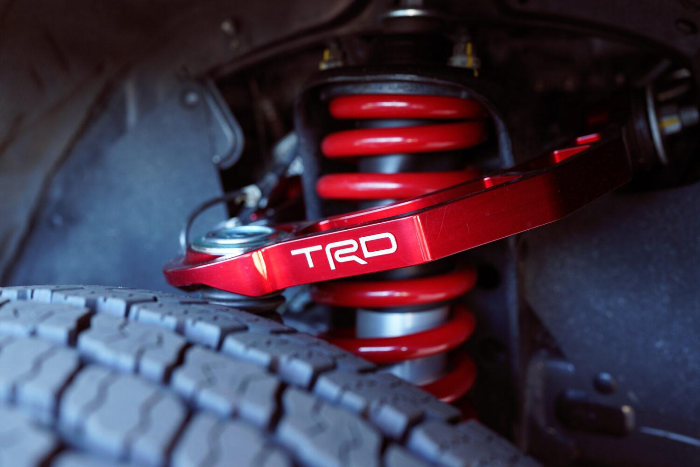 2022 Tacoma TRD Pro upper control arm
