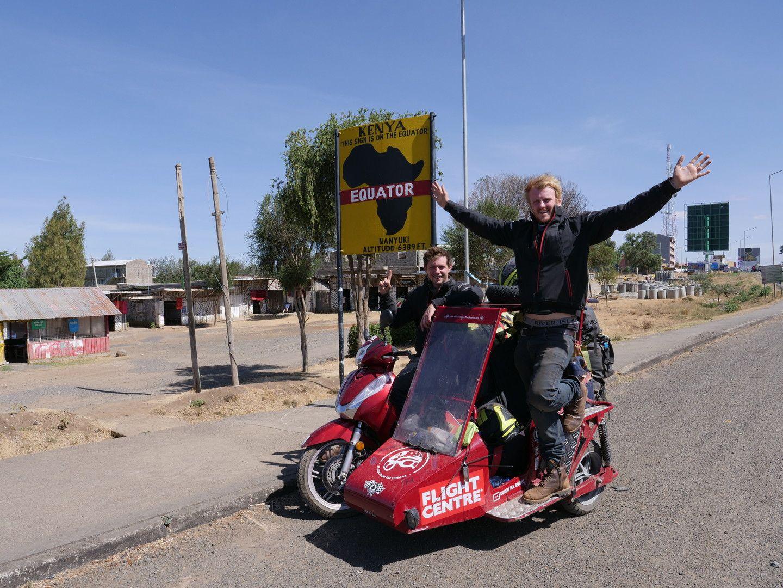 black hill moto film fest sidecar guys