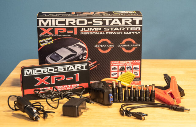 Micro-start cables and accessories