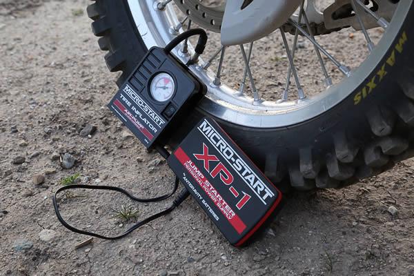 micro-start air pump