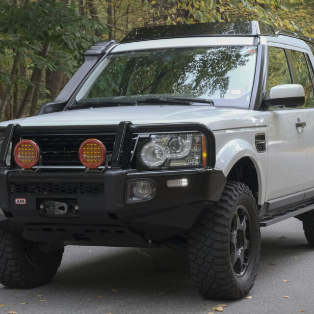 Overland Classifieds :: Modified Land Rover LR4 – HSE, HD Pack, One Owner